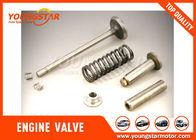 De Buena Calidad bloque de cilindro del motor & Válvulas de motor de coche de MITSUBISHI L200 L300 4D55, válvulas de motor automotriz 4D56 a la venta