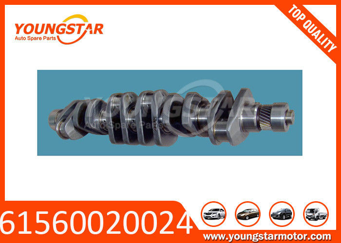 Excavator Crankshaft 61560020024 WP10 series Crankshaft 61560020024