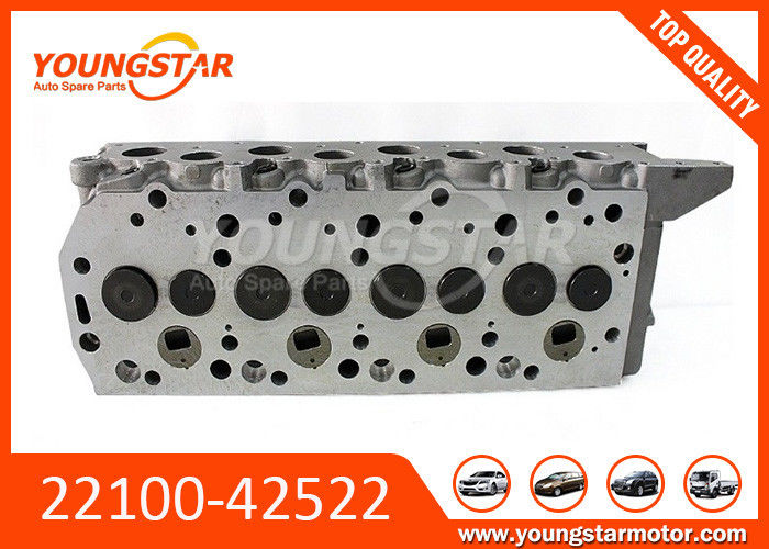 Cylinder Head Assy For Hyundai Starex 22100-42522 Cylinder Head Build  MR984455 Complete head assembly