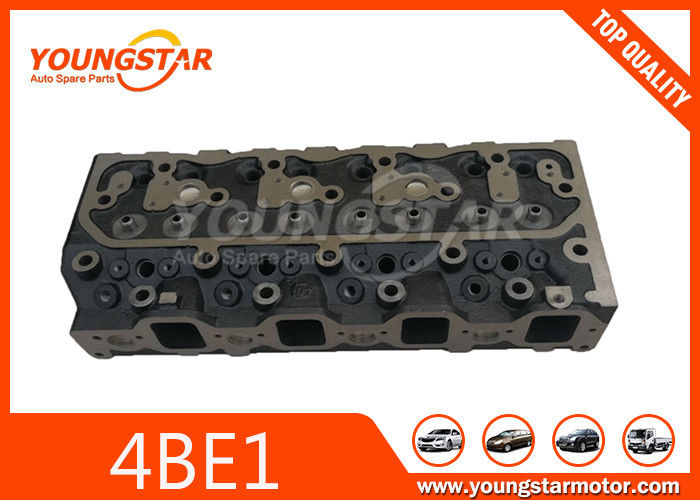 Casting Iron Engine Cylinder Head For ISUZU 4BE1 Engine 8v / 4cyl Valve