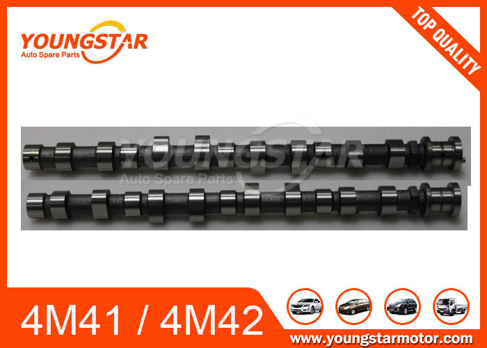 Casting Iron Engine Camshaft For Mitsubishi Pajero Montero 4M41 4M42 3.2L Displacement