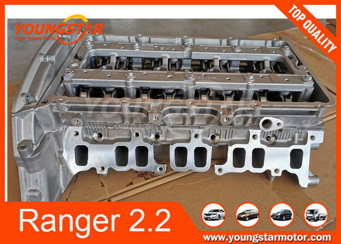 Diesel Auto Cylinder Heads For Ford Ranger T6 2.2 Turbo 4HU / Mazda BT50 2.2
