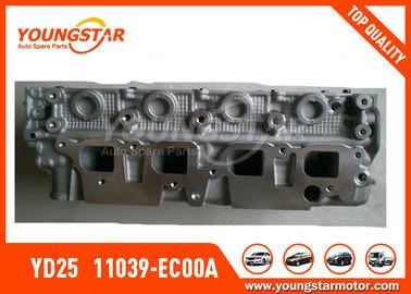 Culata de Nissan Navara YD25 2.5DDTI DOHC 16V 2005 - 11039 - EC00A